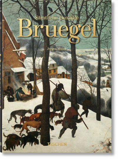 Bruegel. Sämtliche Gemälde.