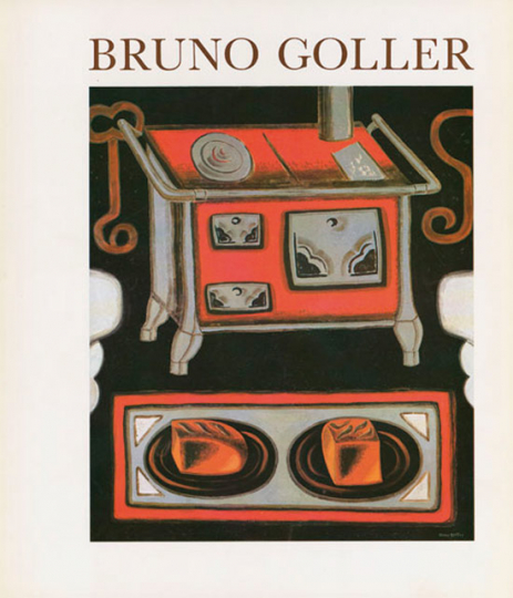Bruno Goller - Werke aus 6. Jahrzehnten.