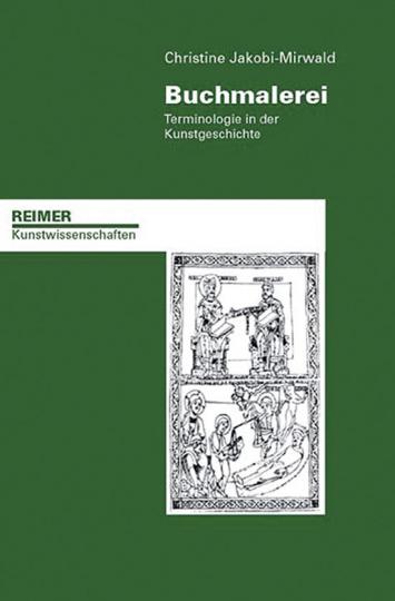 Buchmalerei - Terminologie in der Kunstgeschichte