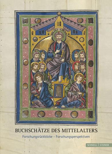 Buchschätze des Mittelalters. Forschungsrückblicke, Forschungsperspektiven