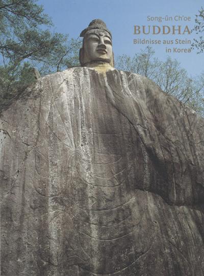 Buddha. Bildnisse aus Stein in Korea.
