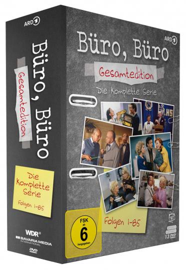 Büro, Büro (Komplette Serie). 13 DVDs.