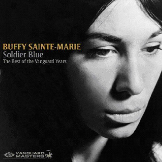 Buffy Sainte-Marie. Soldier Blue. The Best of the Vanguard Years. CD.