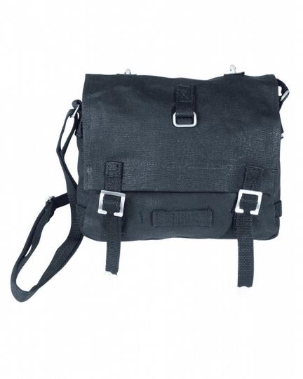 Bundeswehr Brotbeutel mit Gurt schwarz