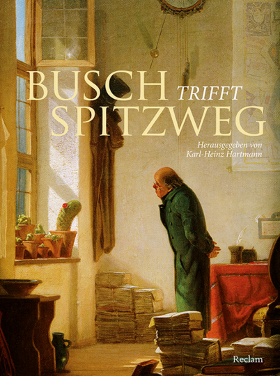 Busch trifft Spitzweg.