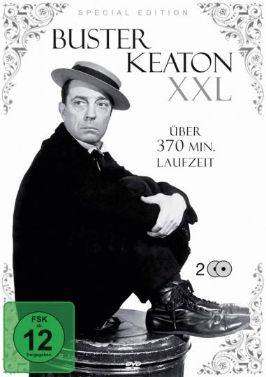 Buster Keaton XXL 2 DVDs