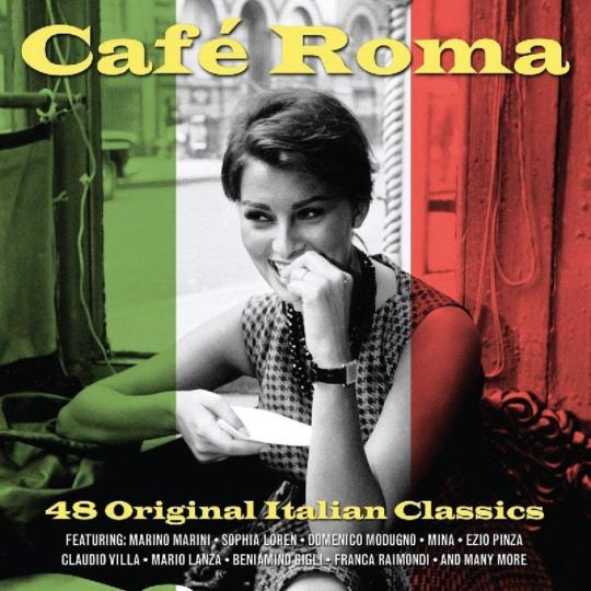 Café Roma. 2 CDs.
