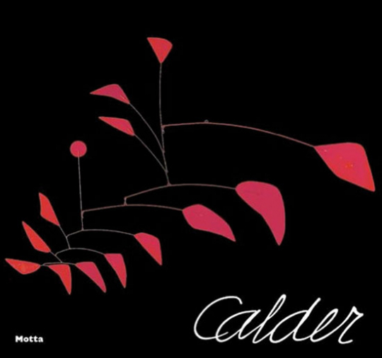 Calder. Sculptor of Air.