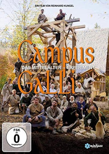 Campus Galli - das Mittelalterexperiment. DVD.