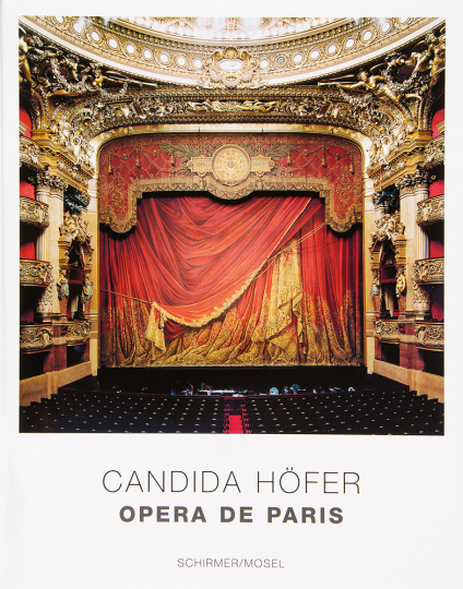 Candida Höfer - Opera de Paris.