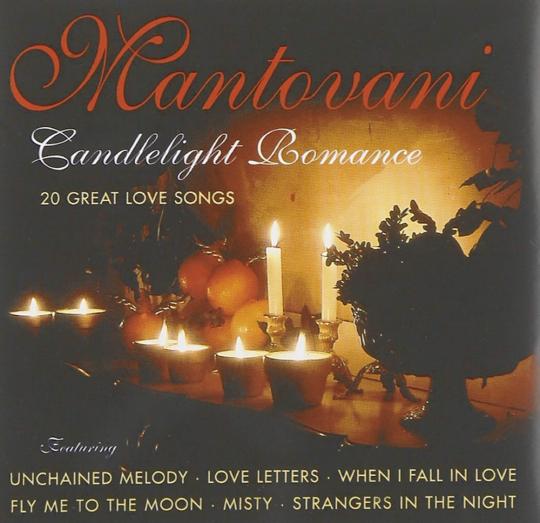 Candlelight Romance CD