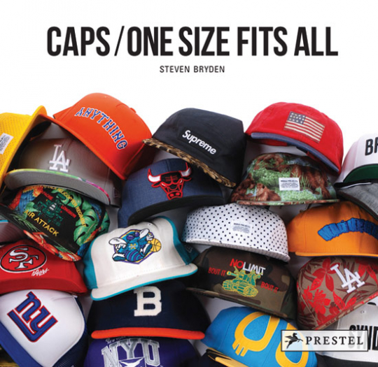 Caps. One Size Fits All.
