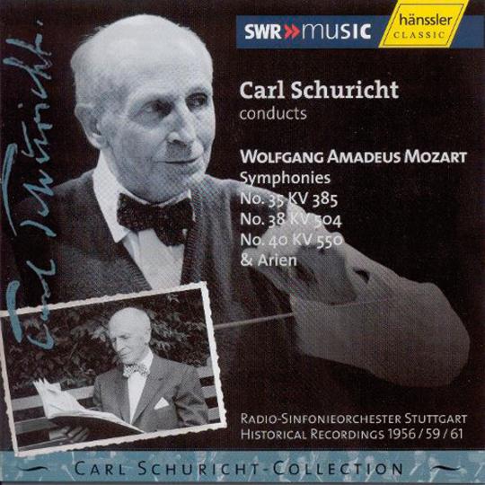 Carl Schuricht-Collection Vol. 12. CD.