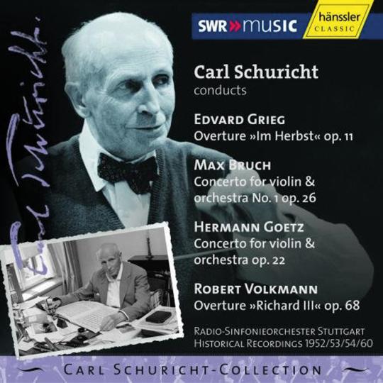 Carl Schuricht. Collection Vol. 9. CD.