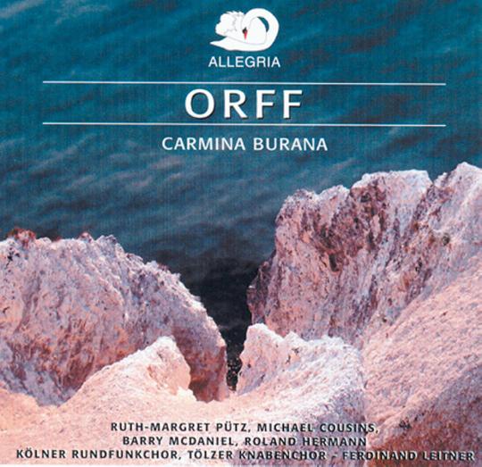 Carmina Burana 2 CDs