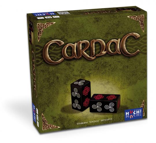 Strategiespiel »Carnac«.