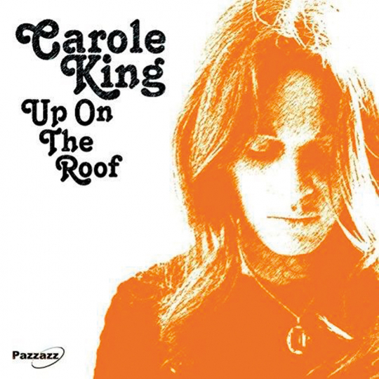 Carole King. Up On The Roof. CD.