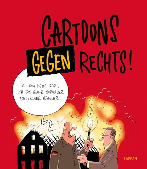 Cartoons gegen rechts!