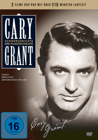 Cary Grant DVD