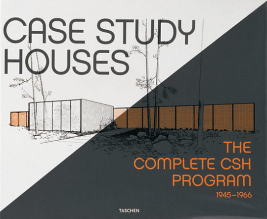 Case Study Houses. The Complete CHS Program 1945-1966.
