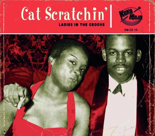 Cat Scratchin'. CD.