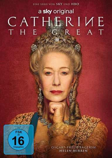 Catherine the Great (2019). 2 DVDs.