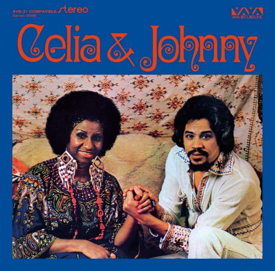 Celia & Johnny. CD.