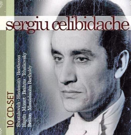 Celibidache - Maestro Profondo