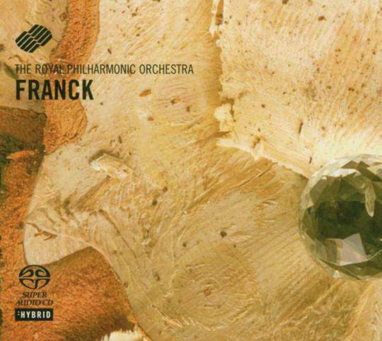 Cesar Franck. Symphonie d-moll. SACD.