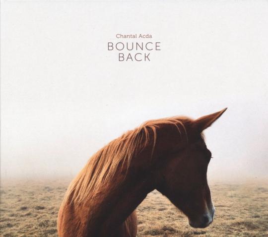 Chantal Acda. Bounce Back. CD.