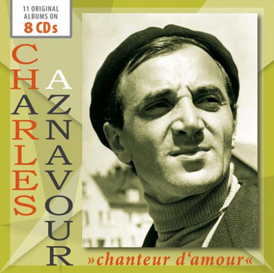 Charles Aznavour. Chanteur d'amour.