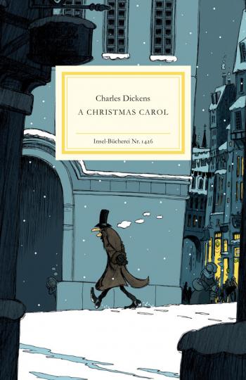 Charles Dickens. A Christmas Carol. Englische Originalausgabe.