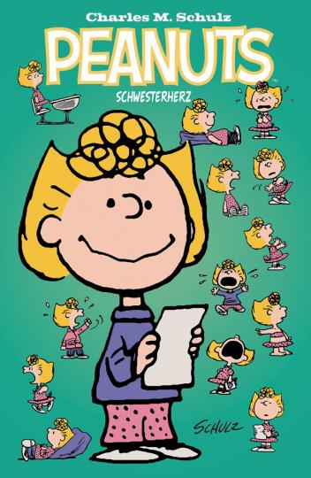 Charles M. Schulz. Peanuts 11. Schwesterherz.