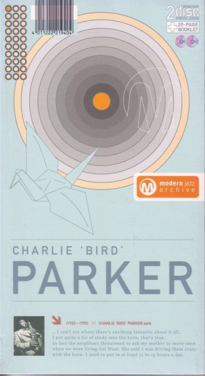 Charlie Parker. Au Private / In The Still Of The Night. Classic Jazz Archive. 2 CDs.