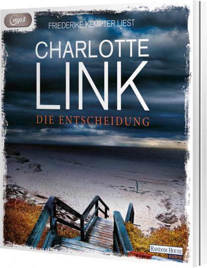 Charlotte Link. Die Entscheidung. mp3-CD.