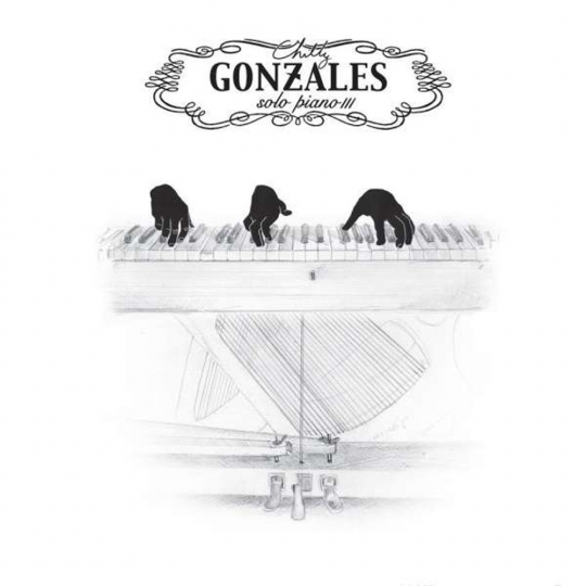 Chilly Gonzales. Solo Piano III. 2 LPs.