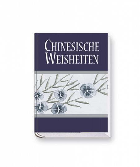Chinesische Weisheiten - Mini-Buch im Schuber