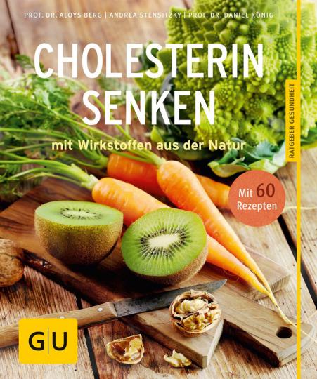 Cholesterin senken. Mit Wirkstoffen aus der Natur.