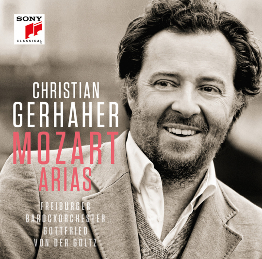 Christian Gerhaher. Mozart Arias. CD.