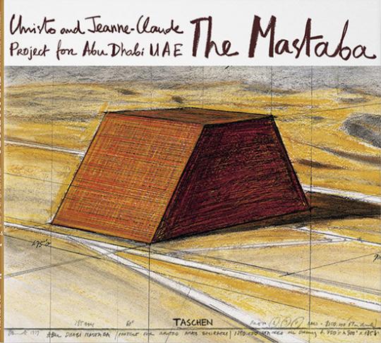 Christo und Jeanne-Claude. The Mastaba.