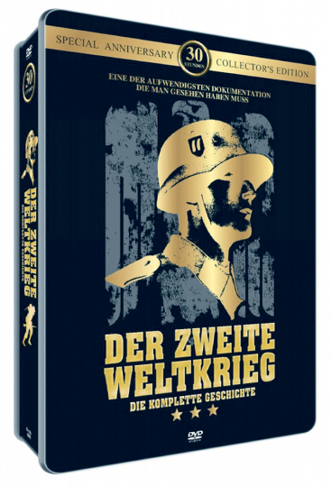 Chronik des 2. Weltkriegs 6 DVDs