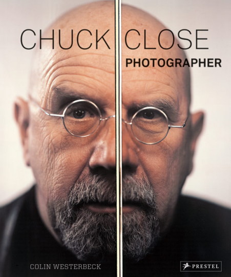 Chuck Close. Photographer.