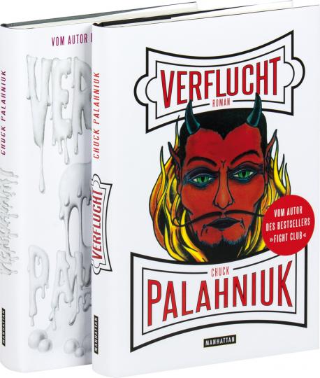Chuck Palahniuk. Verdammt & Verflucht. Zwei Romane im Paket.