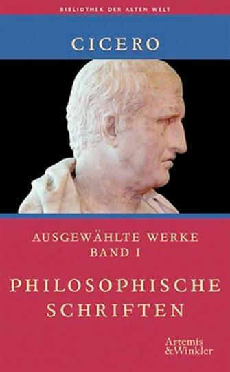 Cicero. Ausgewählte Werke. 5 Bände.