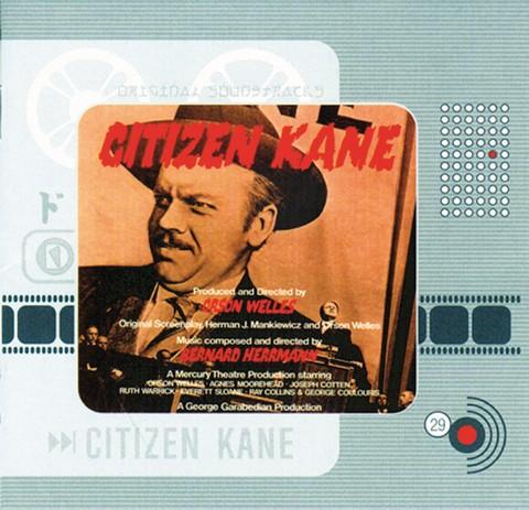 Citizen Kane. Original Soundtrack. CD.
