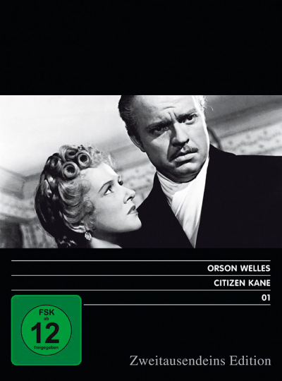 Citizen Kane. DVD.