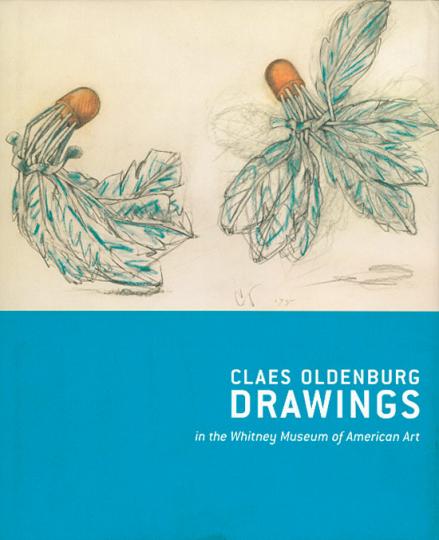 Claes Oldenburg - Drawings.