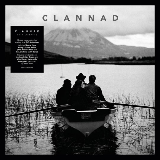 Clannad. In a Lifetime. 2 LPs.