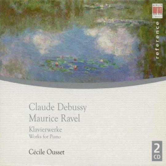 Claude Debussy. Klavierwerke. 2 CDs