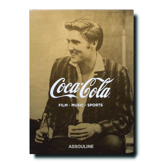 Coca Cola Slipcase Set of 3. Coca Cola im Schuber: Film, Musik, Sport.